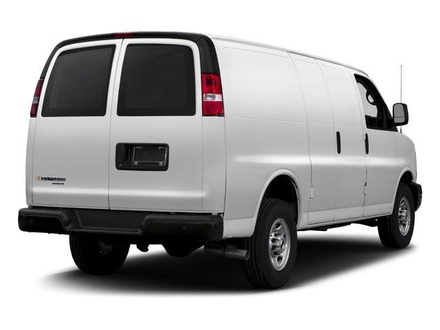 2017 Chevrolet Express Cargo Van Work In Chantilly Va Ted Britt Ford